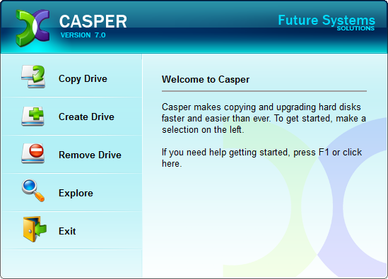 Click to view Casper 7.0 screenshot